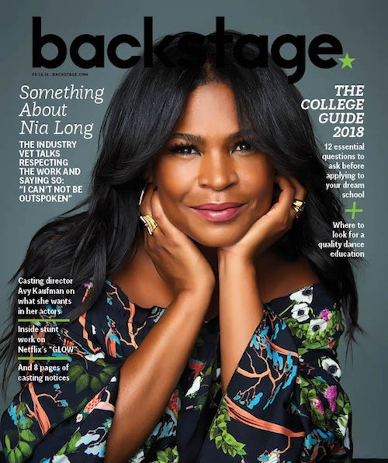 Nia Long On Why Actors Should Know What They Need And How To Ask For It