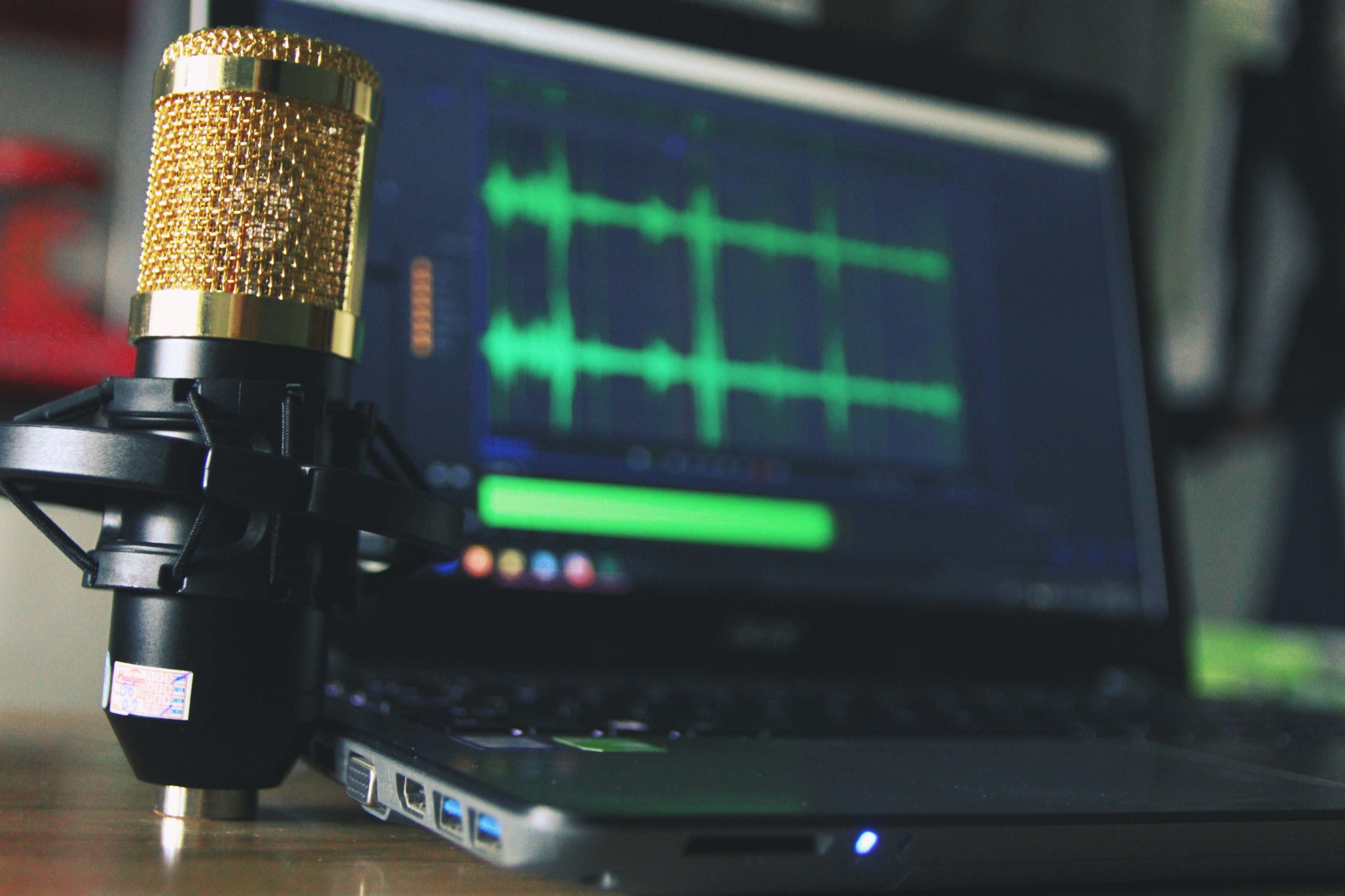 The UK Actor's Guide to Setting Up a Home Voiceover Studio