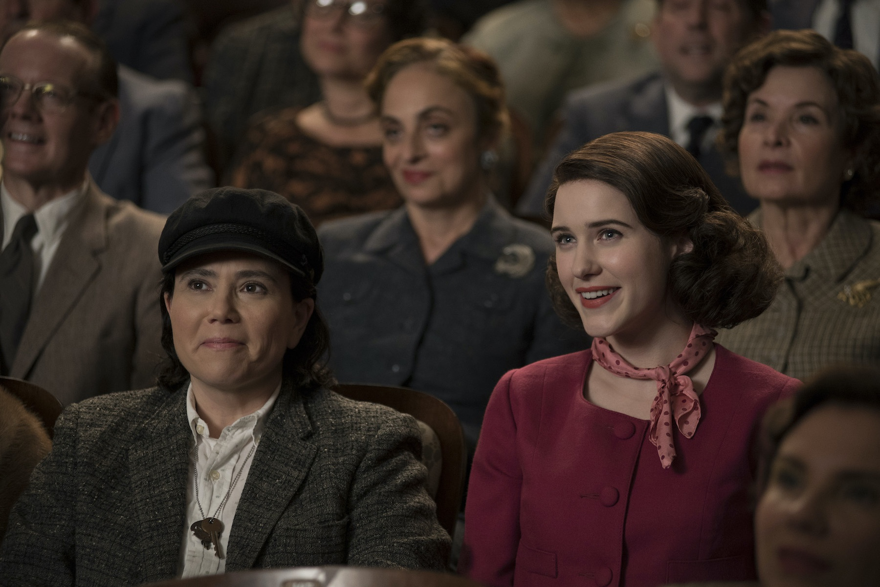 What 'The Marvelous Mrs. Maisel' Creators Look For in the Audition Room