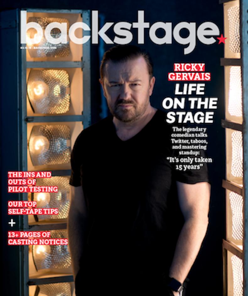 How Ricky Gervais' Failed Dream Led to a Mega Successful Comedy Career