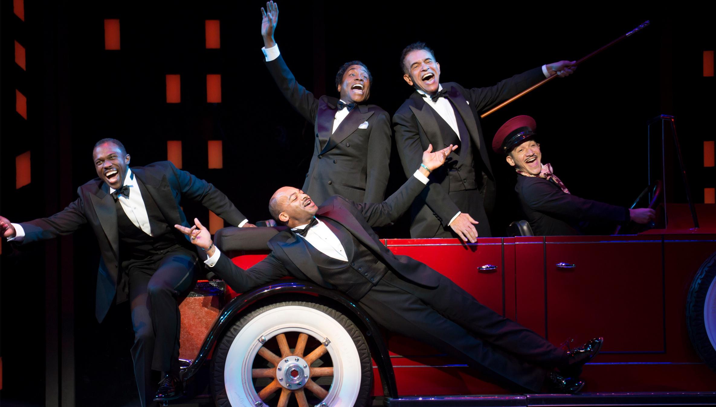 Audra McDonald, Brandon Victor Dixon, + Dozens More Industry Leaders Form Black Theatre United
