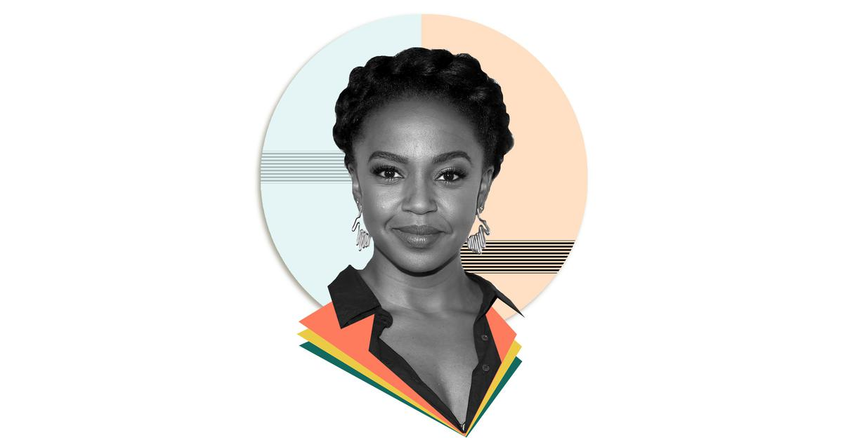 'Hunters' Star Jerrika Hinton on How to Become Comfortable on Set