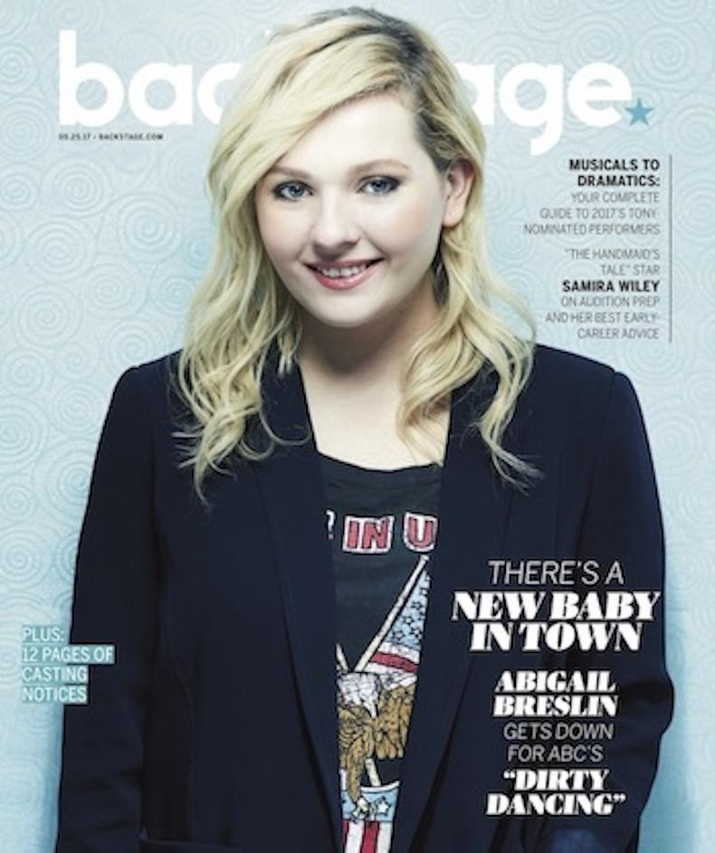 Dirty Dancing: Abigail Breslin to Star in TV Movie - Variety