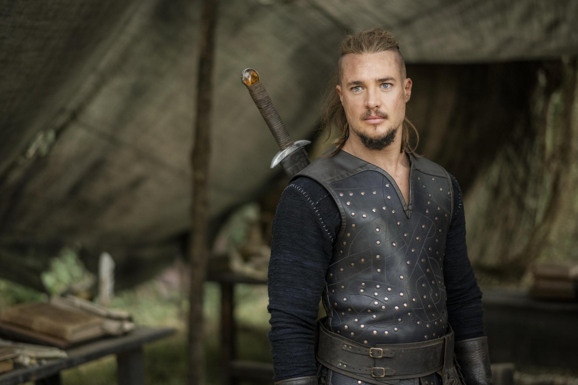 'The Last Kingdom' Star Alexander Dreymon Breaks Down His Acting Technique