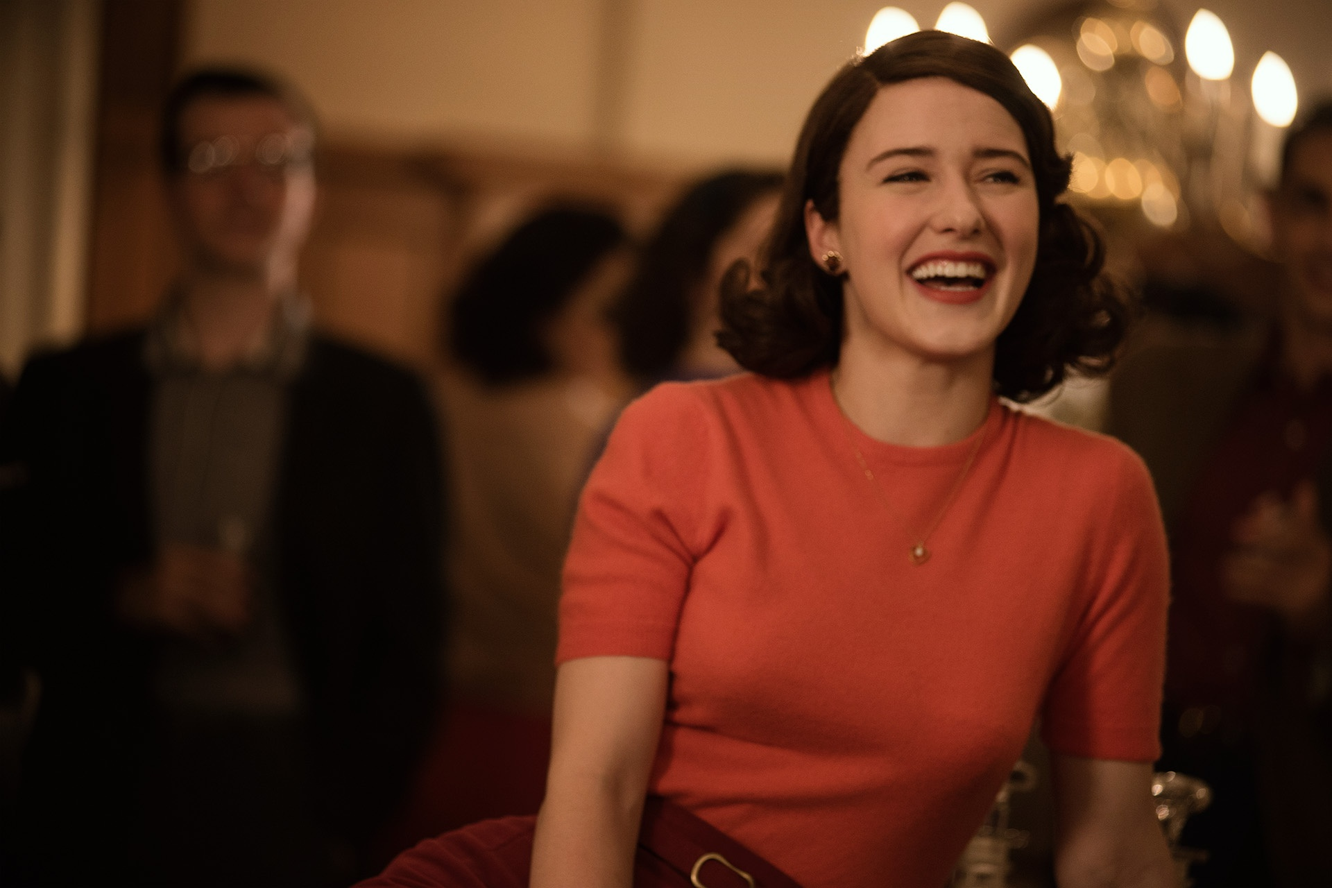 How Rachel Brosnahan Is Staying Creative + Giving Back During COVID-19