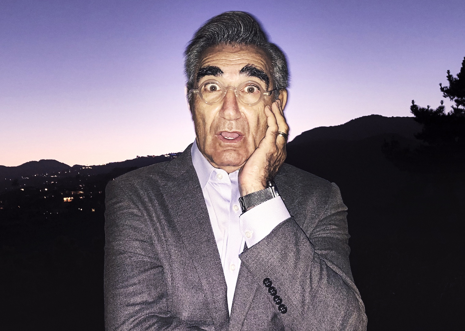Eugene Levy Reveals the Rules of Comedy That Brought Him, Finally, to 'Schitt's Creek'