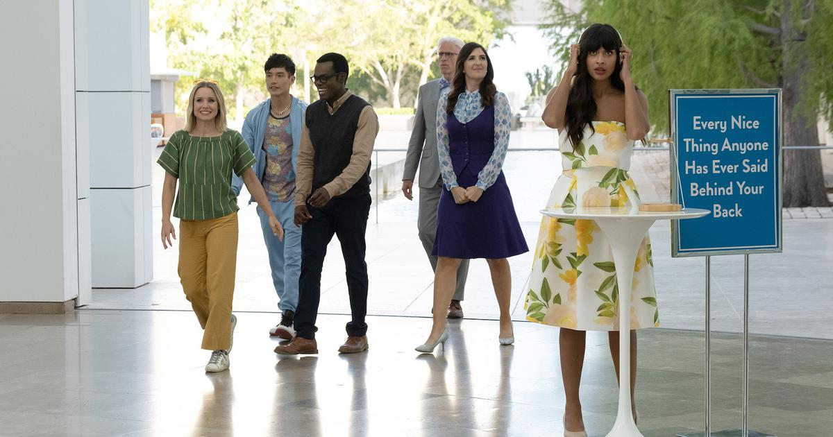 The Good Place Costume Designer Shares Secrets Behind The Show S Most Iconic Looks
