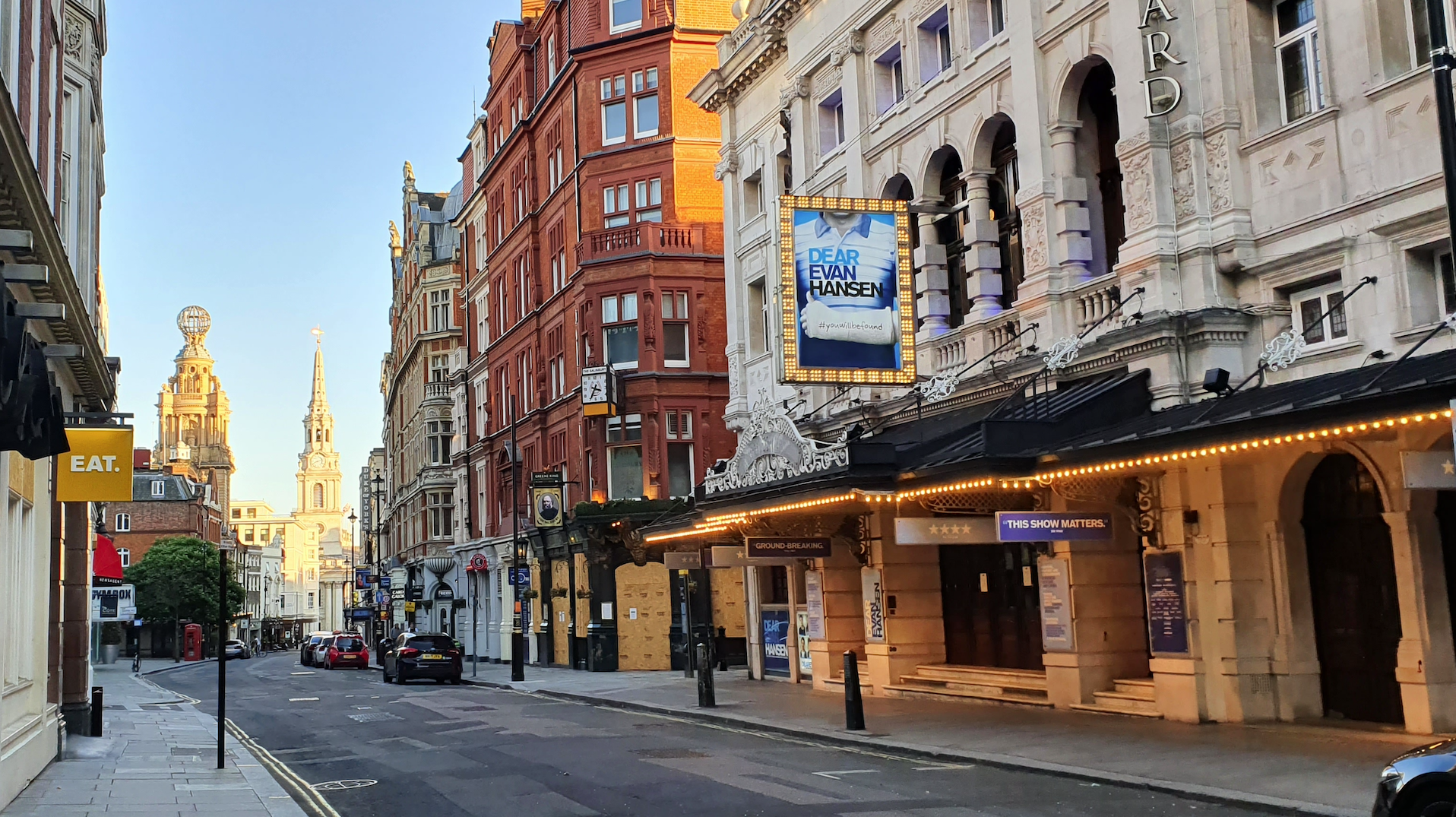 'Theatres Fully Open by Christmas' – Will Actors Really Be Back on Stage?
