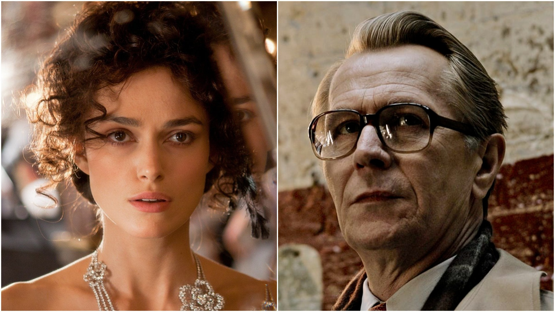 Get Cast on Apple TV With Keira Knightley + Gary Oldman