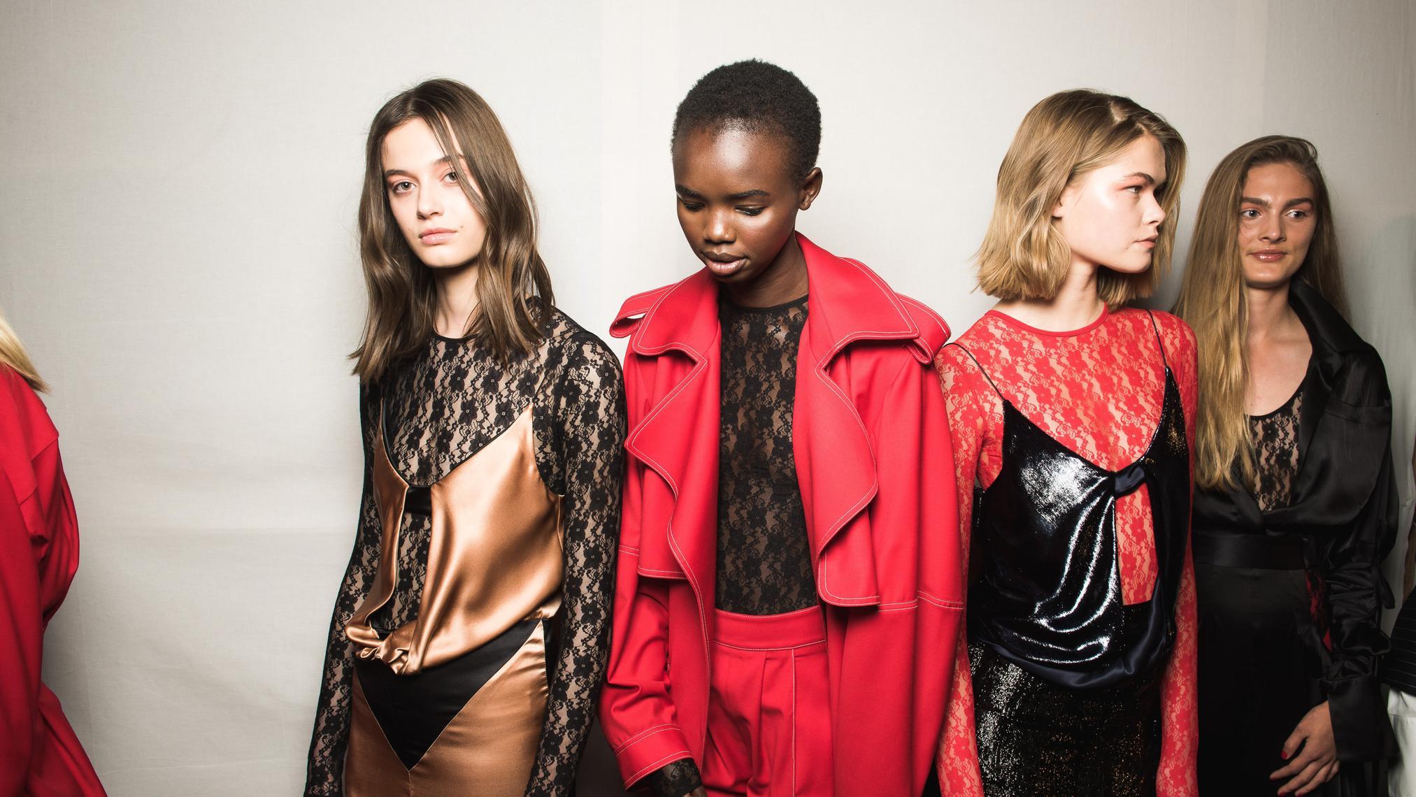 модельное агентство new fashion