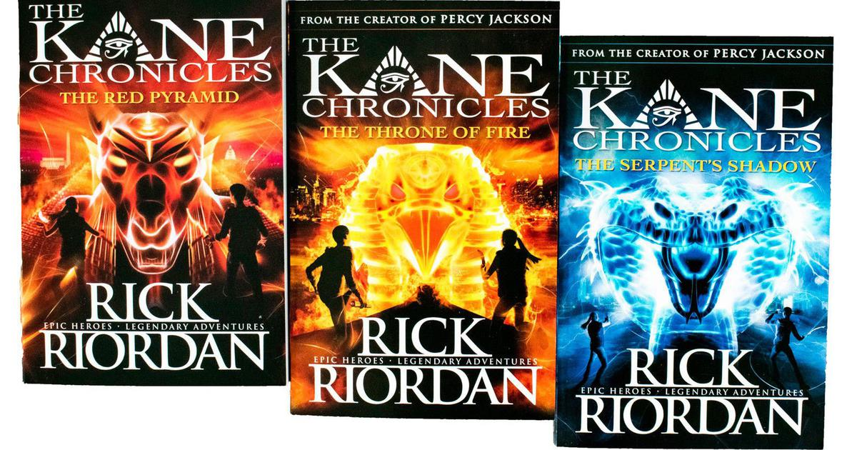 Rumorville: Rick Riordan's 'Kane Chronicles' Series Will Be Developed for Netflix + More to Watch