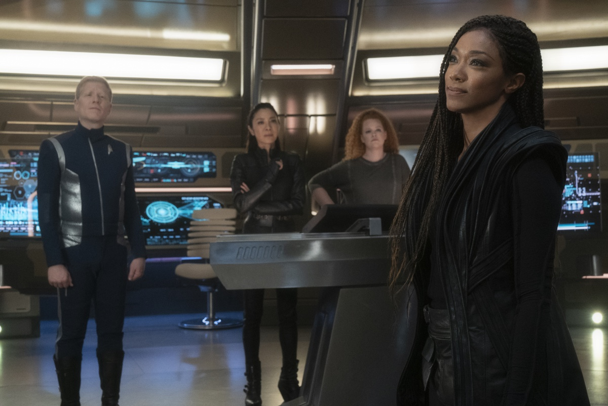 'Star Trek: Discovery' Is Back! Boldly Audition for These Sci-Fi Gigs