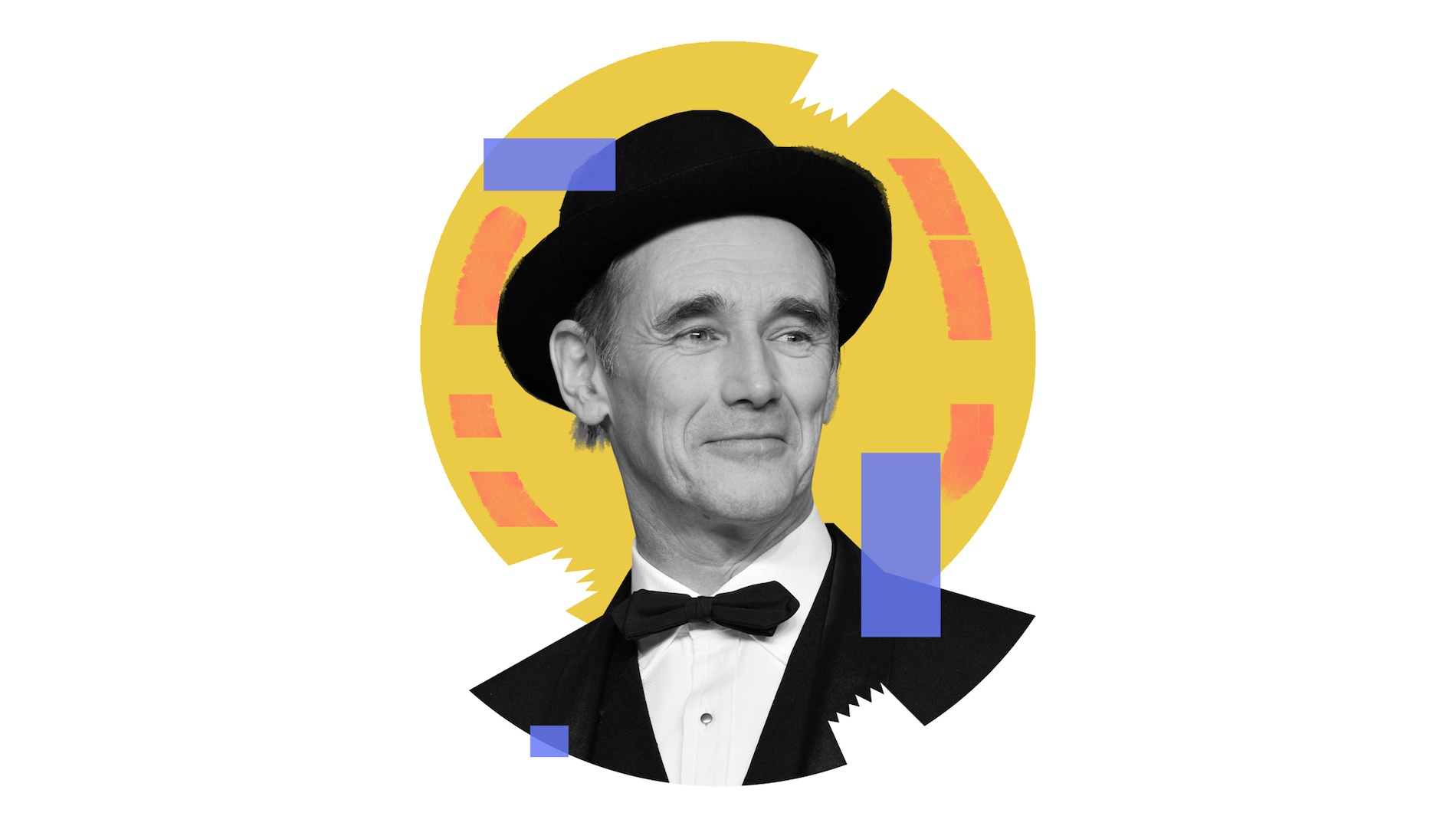 Why Mark Rylance Once Brought an Inflatable Sex Doll Into an Audition