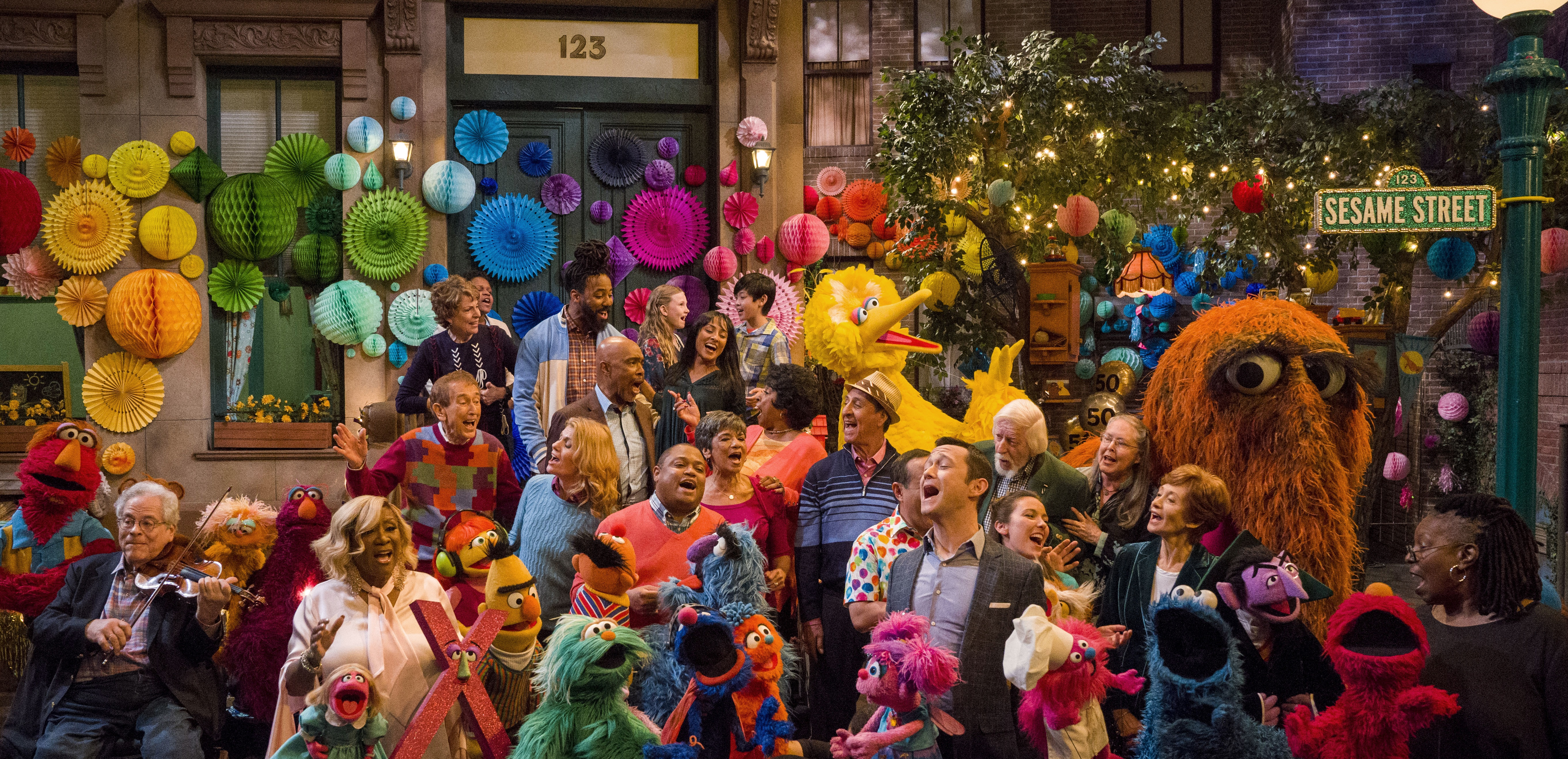 Wish You Could Get To 'Sesame Street'? Apply To These Gigs