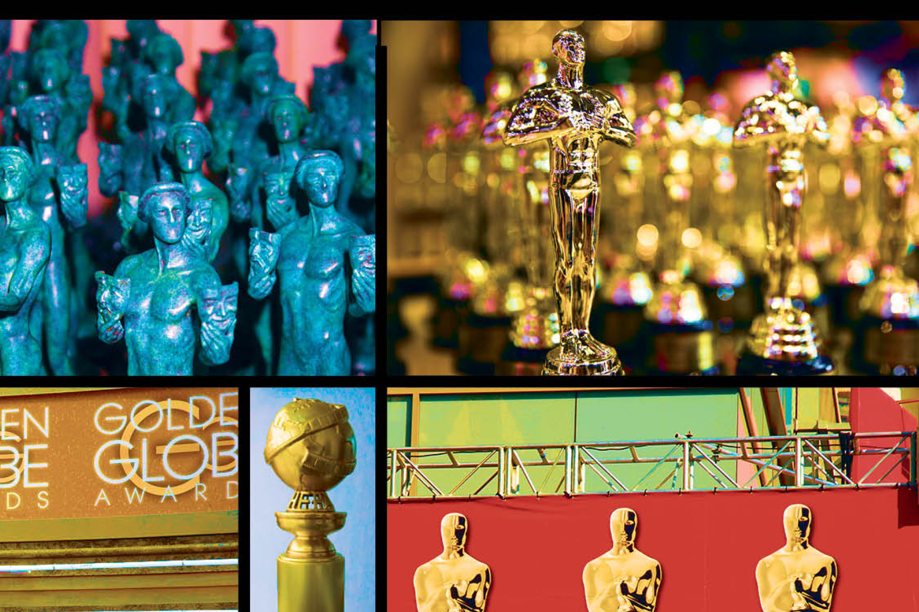 Your 'In the Envelope' Guide to This Bizarre 2021 Awards Season