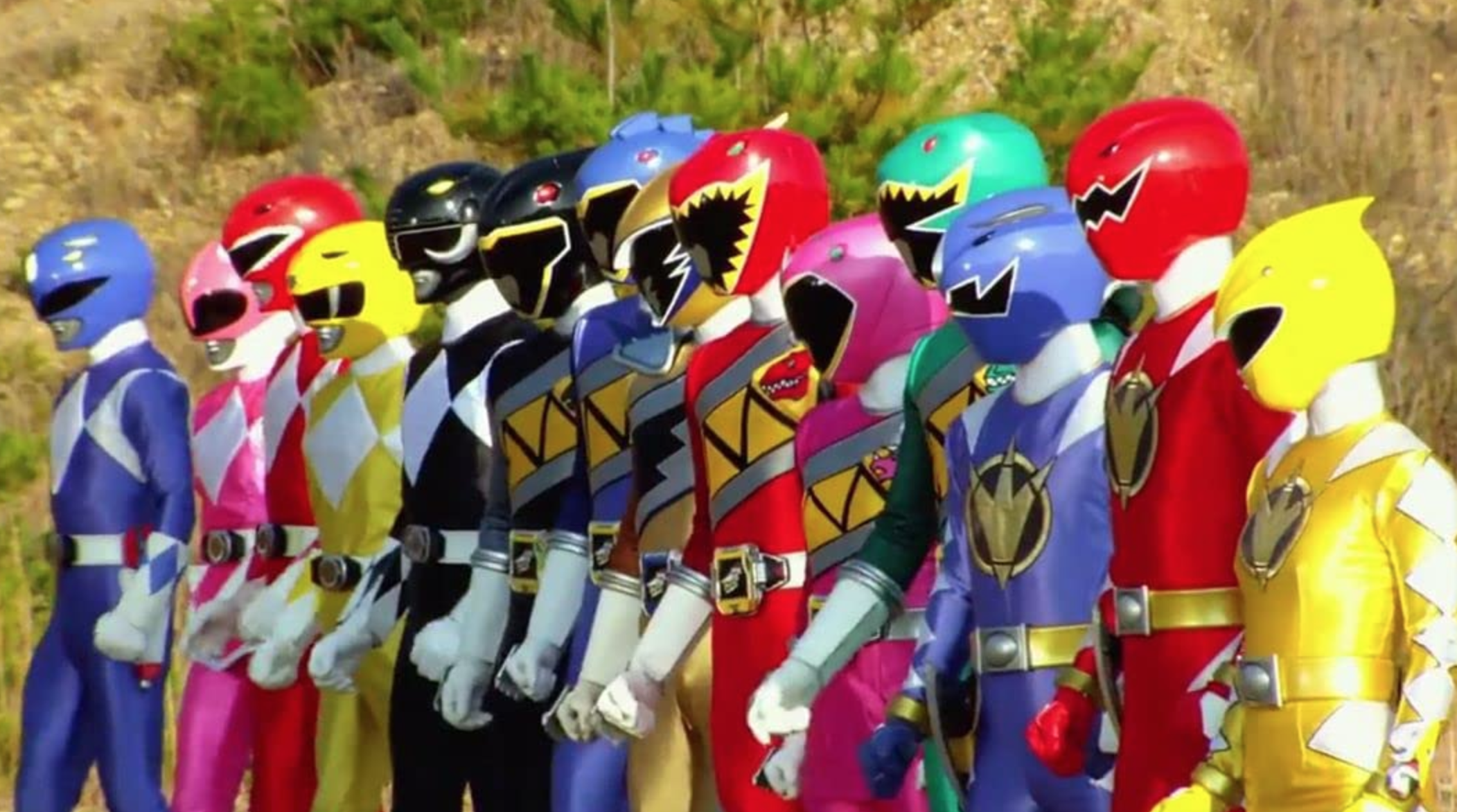 Passionate About 'Power Rangers'? Morph Your Career by Applying To These Gigs
