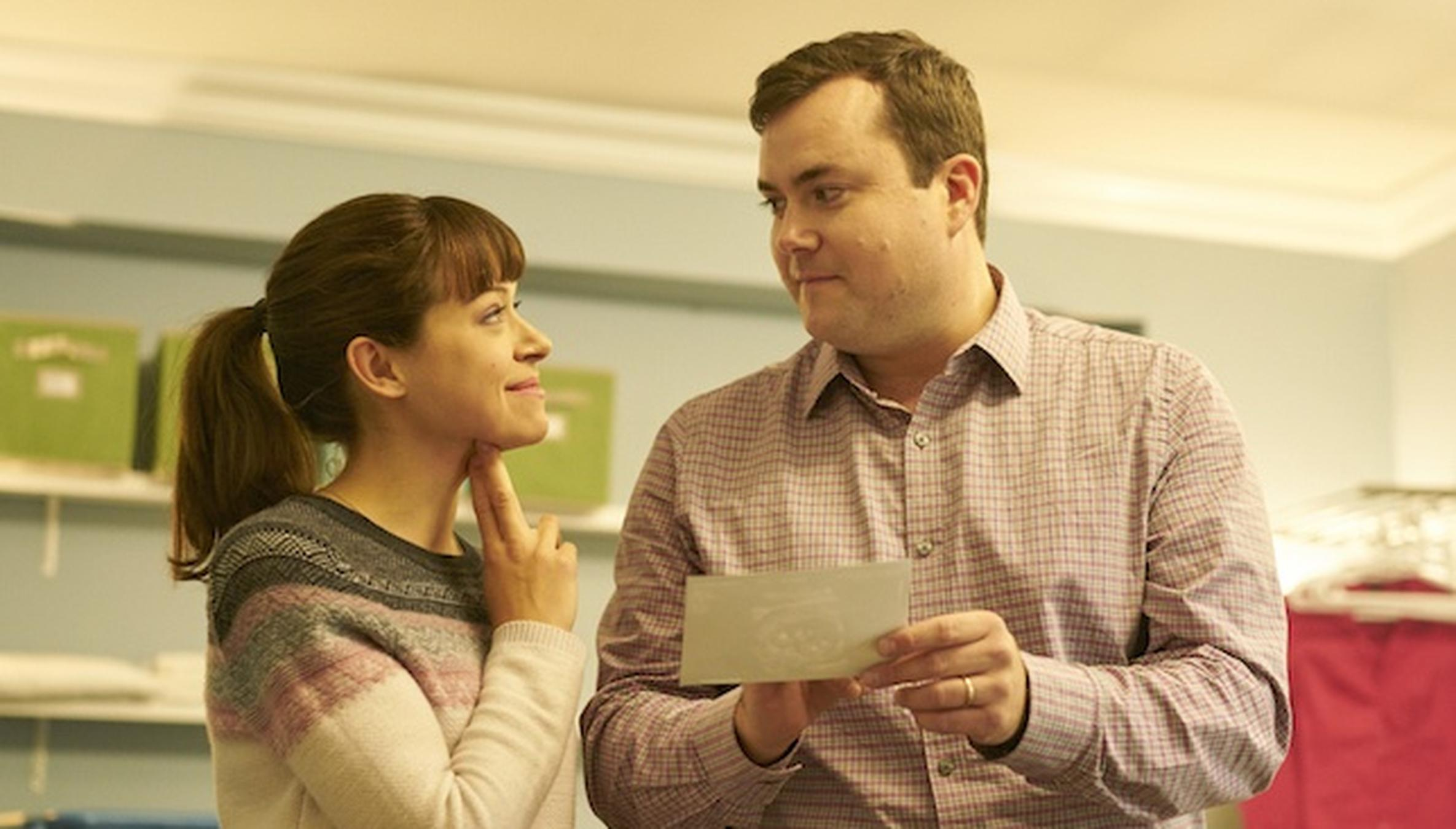 How Orphan Black Star Kristian Bruun Stays On His Toes During A Scene