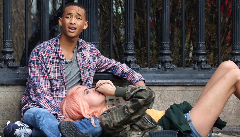 Cara Delevingne + Jaden Smith Had to Star in 'Life in a Year'