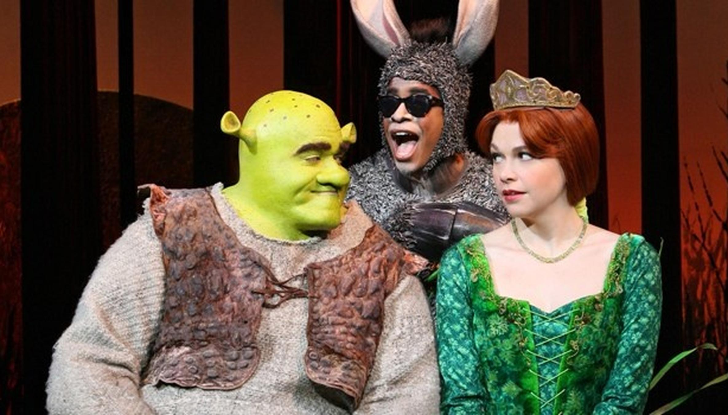 now casting play shrek or fiona in shrek the musical 3 more gigs