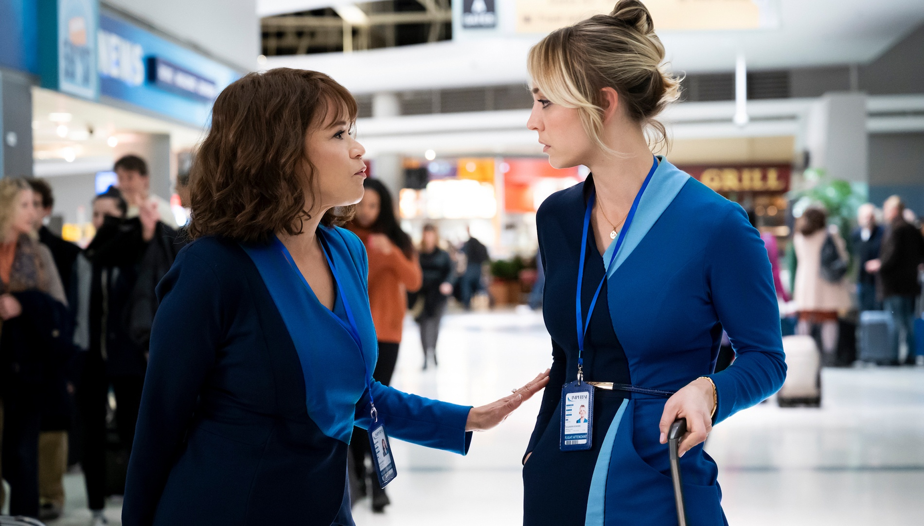 'The Flight Attendant' Creator on the 'Crazy' Recipe Behind HBO Max's First Big Hit