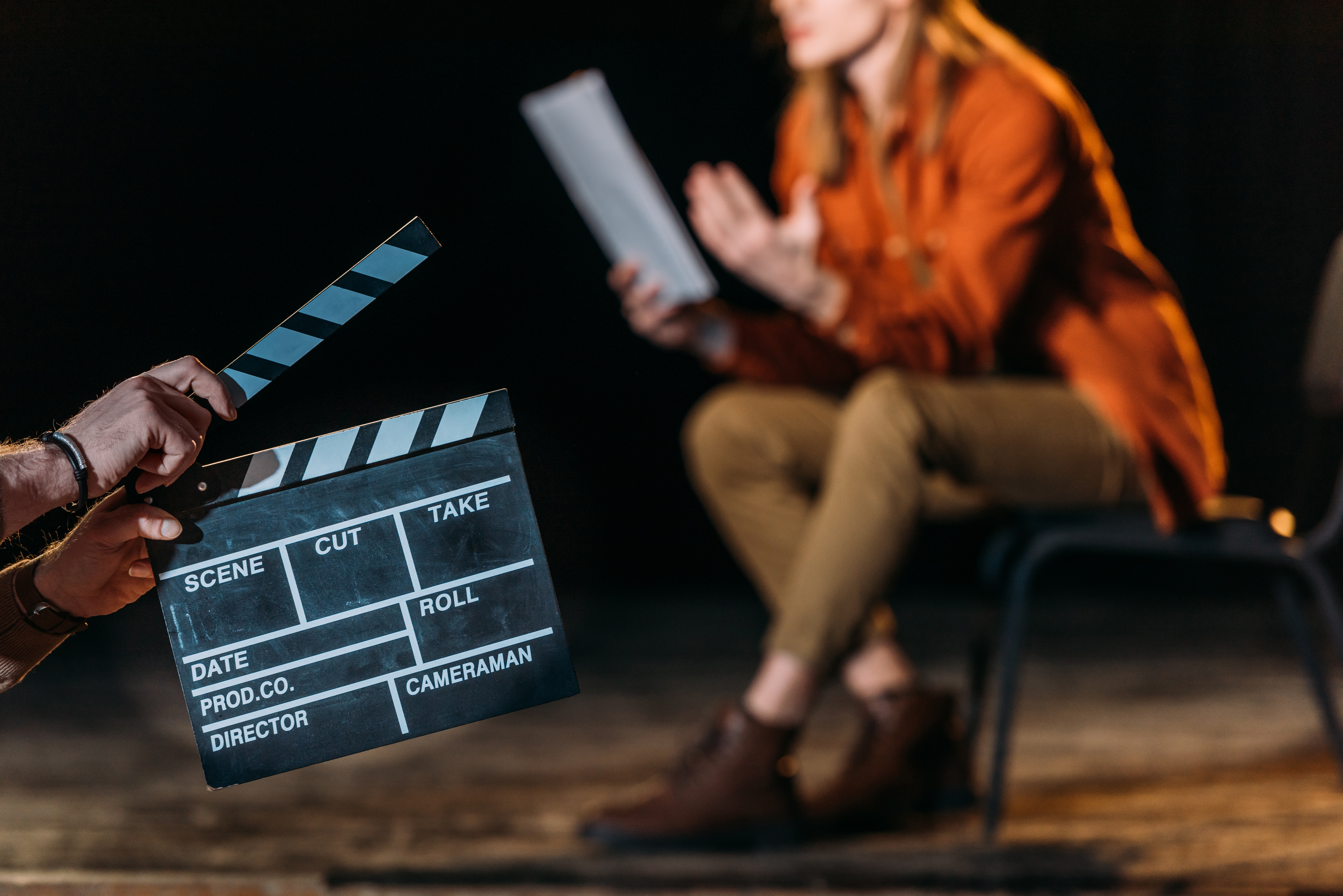 How To Slate in an Audition