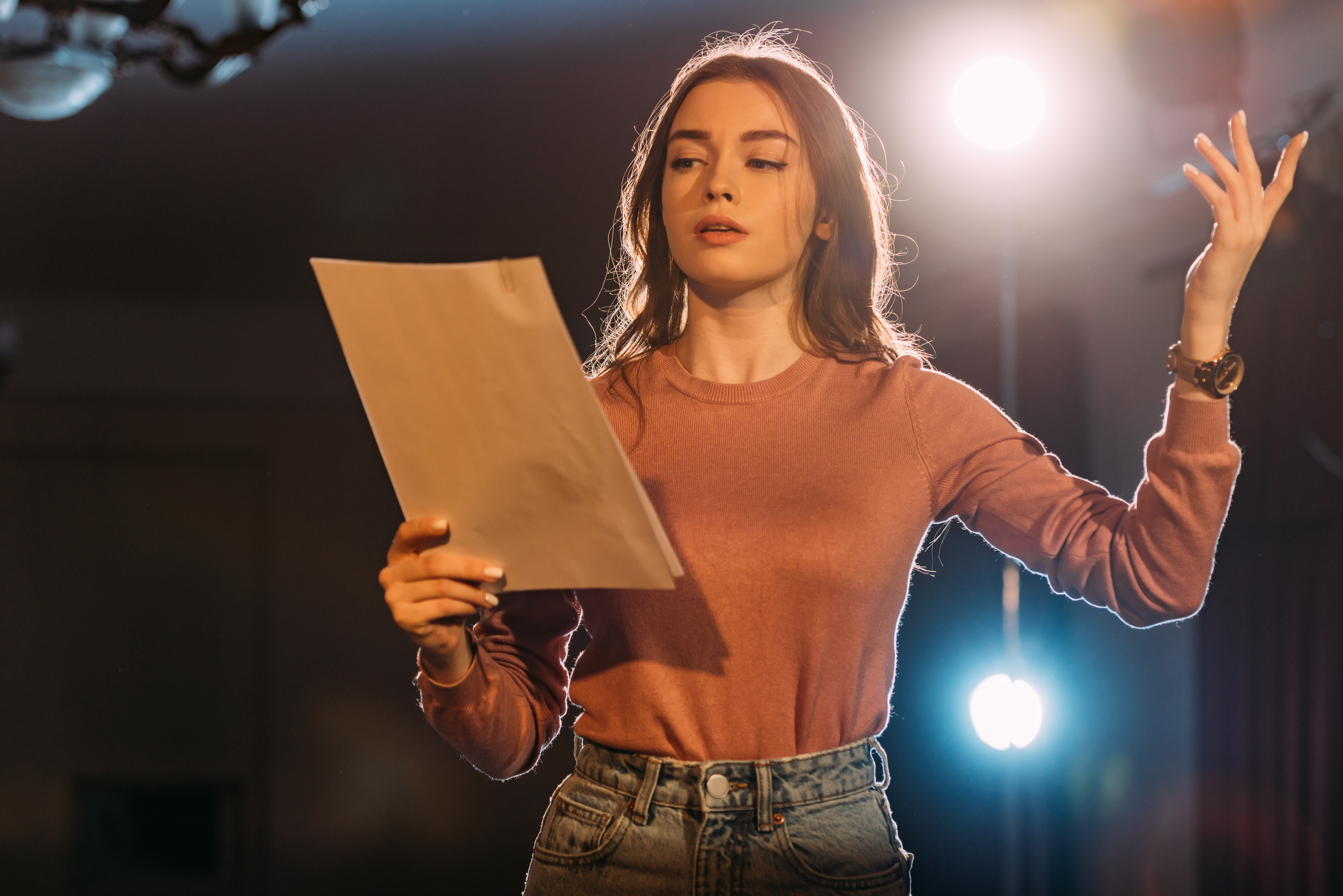 A Major UK Casting Director on Ways To Impress in Auditions
