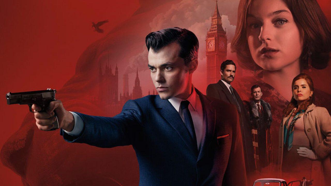 Batman Origins 'Pennyworth' 3 + More UK Series Are Greenlit and Soon Casting