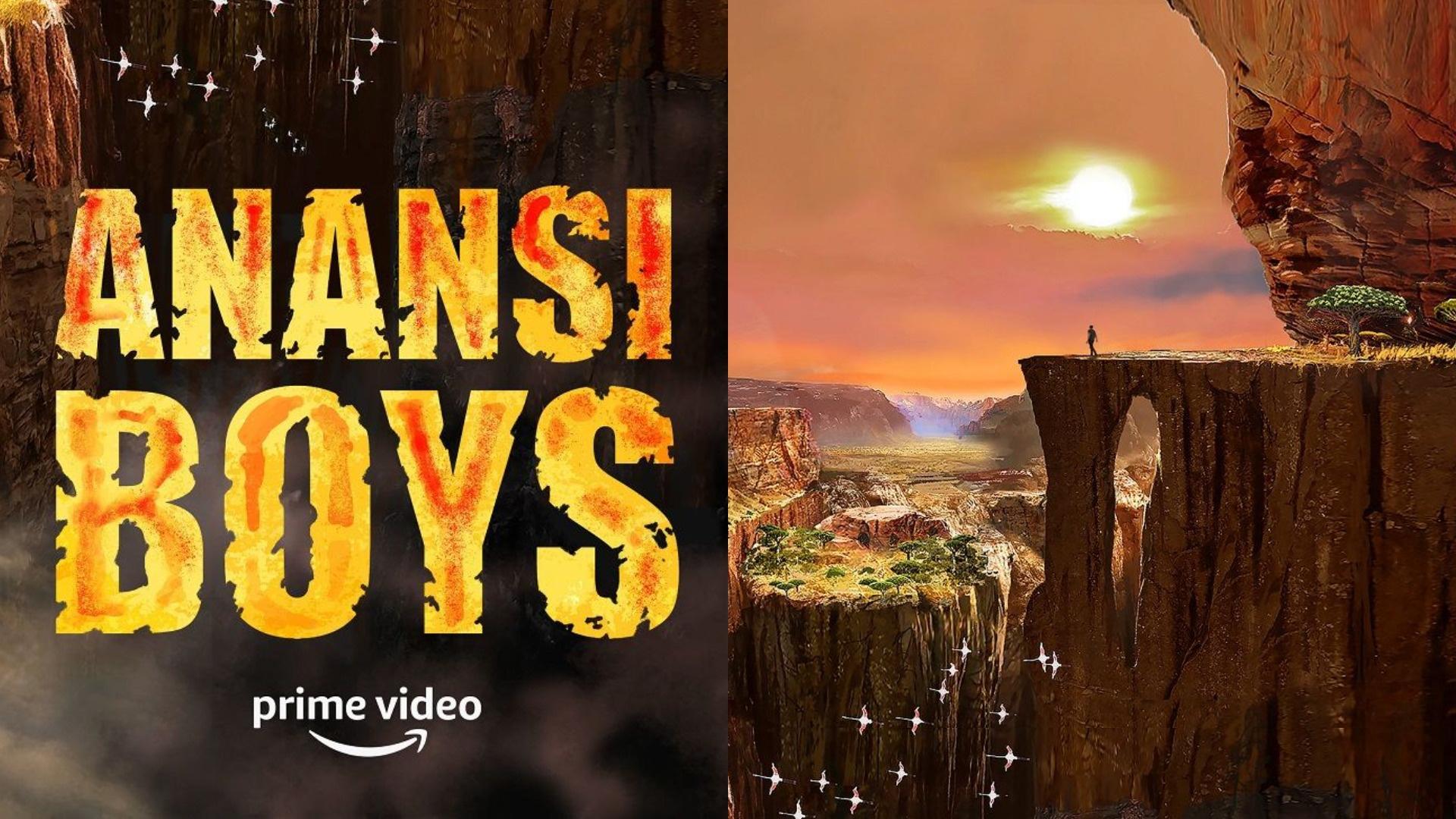 Amazon + Neil Gaiman's UK TV Series 'Anansi Boys' Is Greenlit and Casting