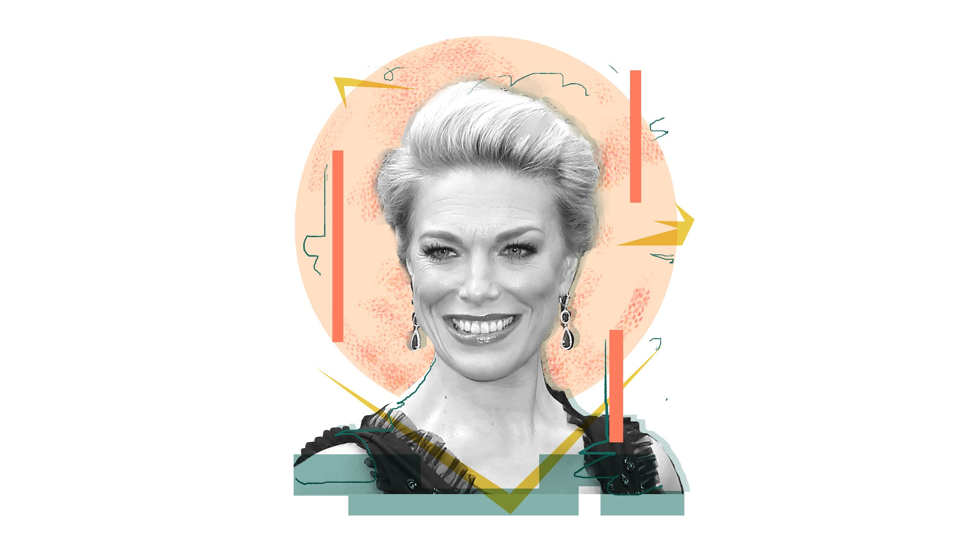 Hannah Waddingham Booked 'Ted Lasso' Thanks to This Self-Tape Audition Trick