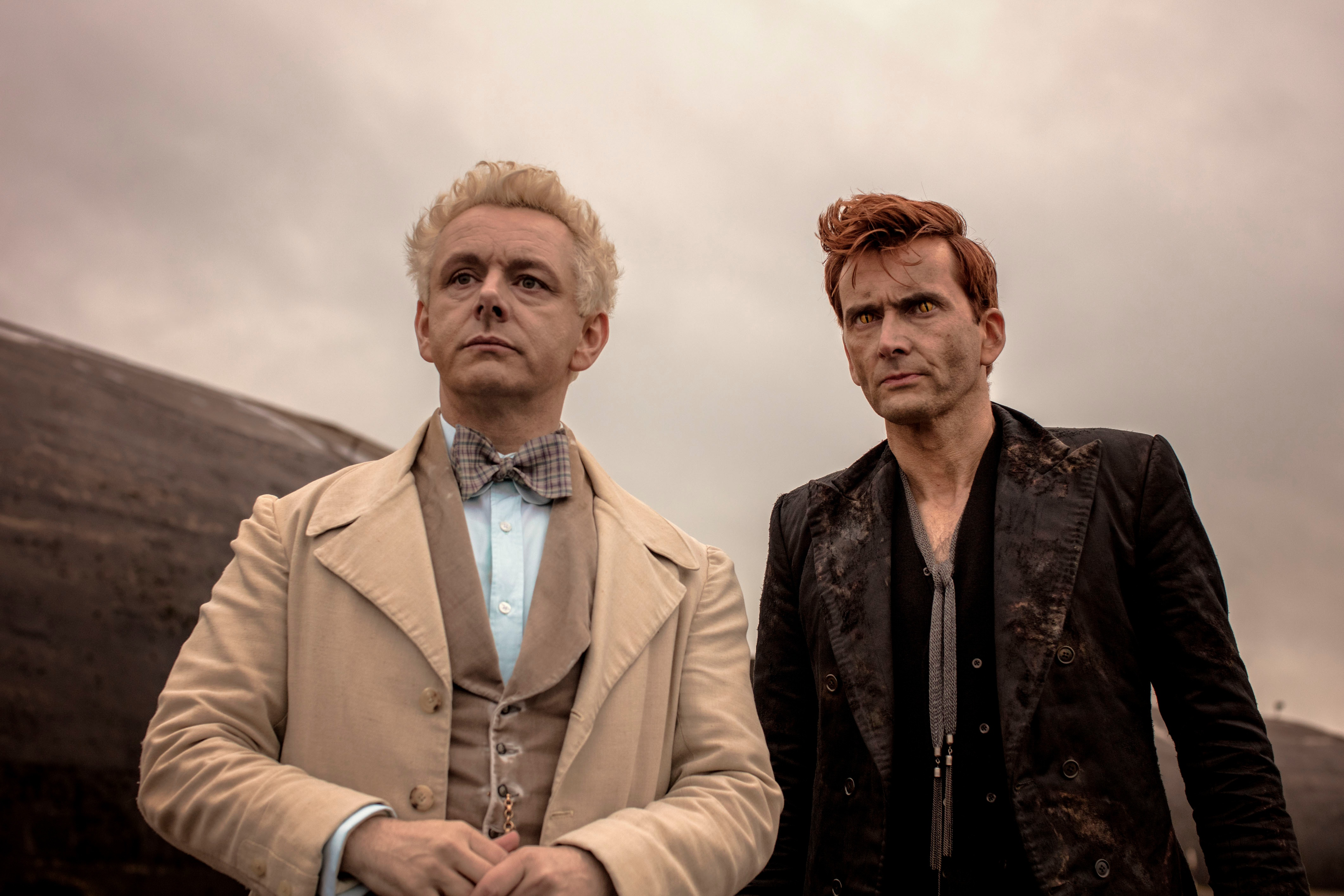 Amazon's 'Good Omens' 2 + More UK Productions are Greenlit and Soon Casting
