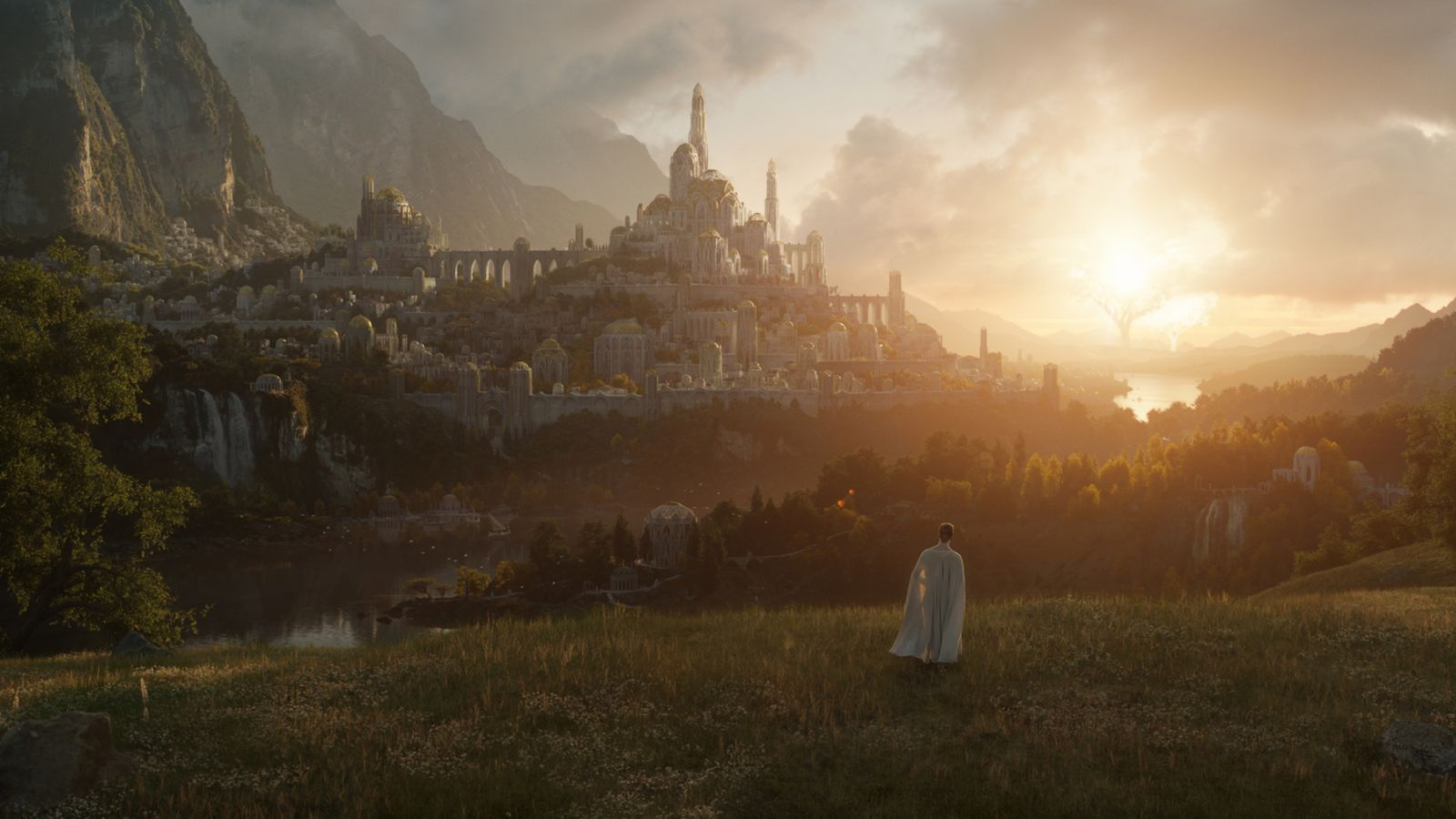 Amazon's UK-Based 'Lord of the Rings' + More Greenlit and Casting Soon