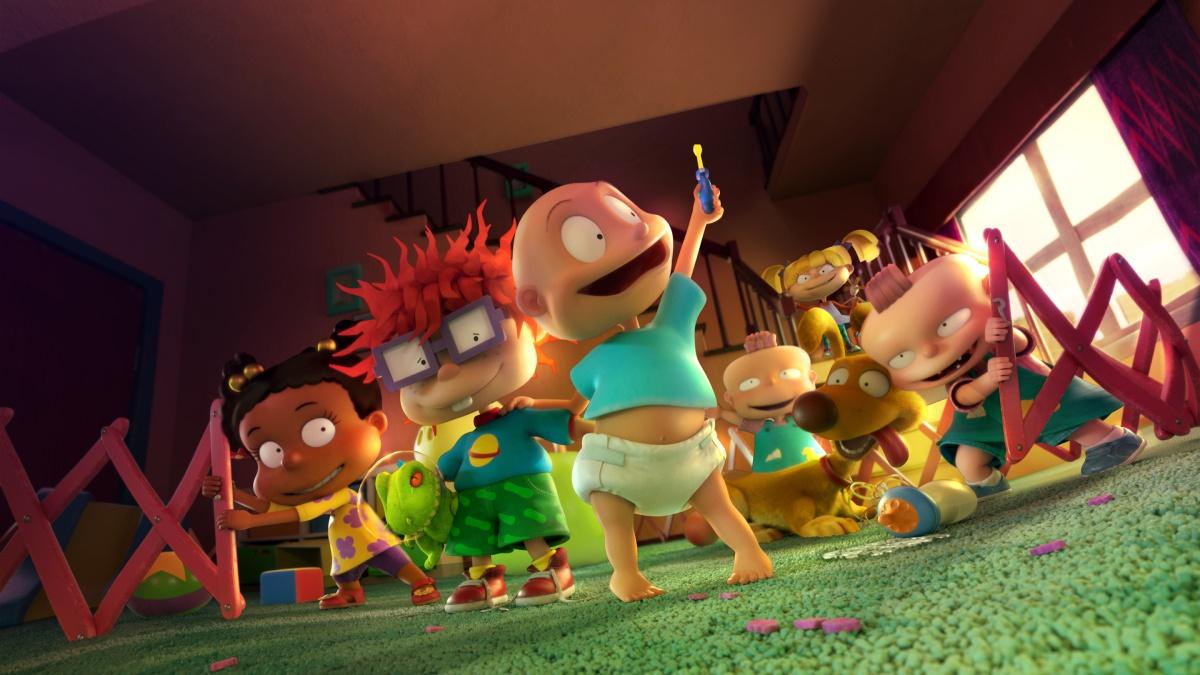 Nickelodeon/Paramount+