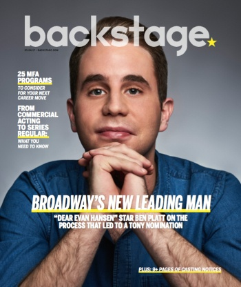 How Ben Platt Landed His First Tony Nomination