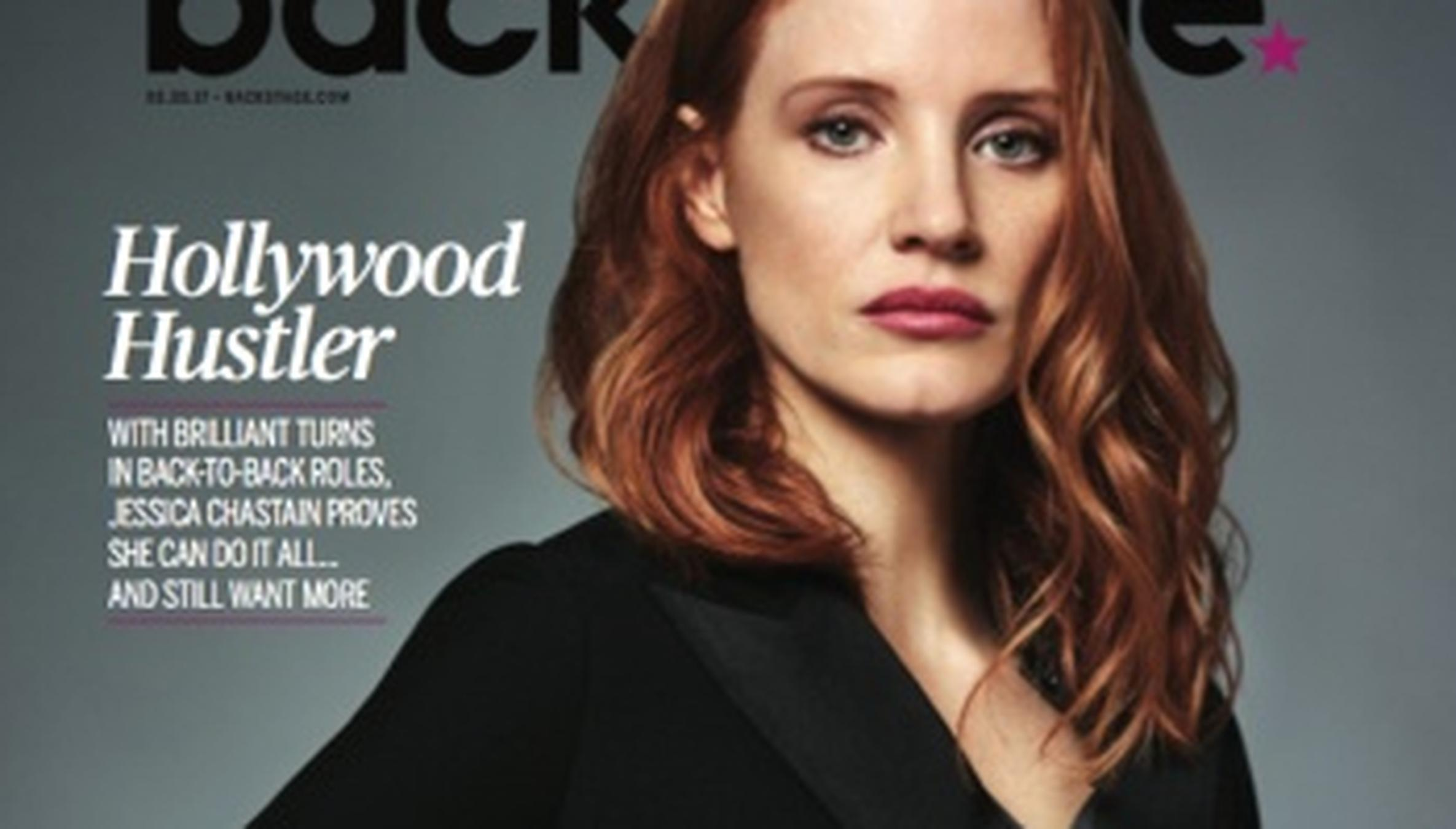 Jessica Chastain Discusses Whether Success Has Changed Her in Marie Claire's December 2012 Issue