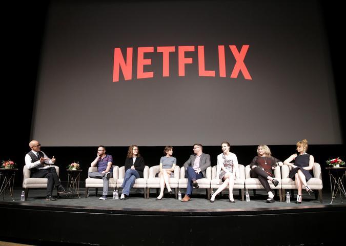 Netflix | Tag | Backstage