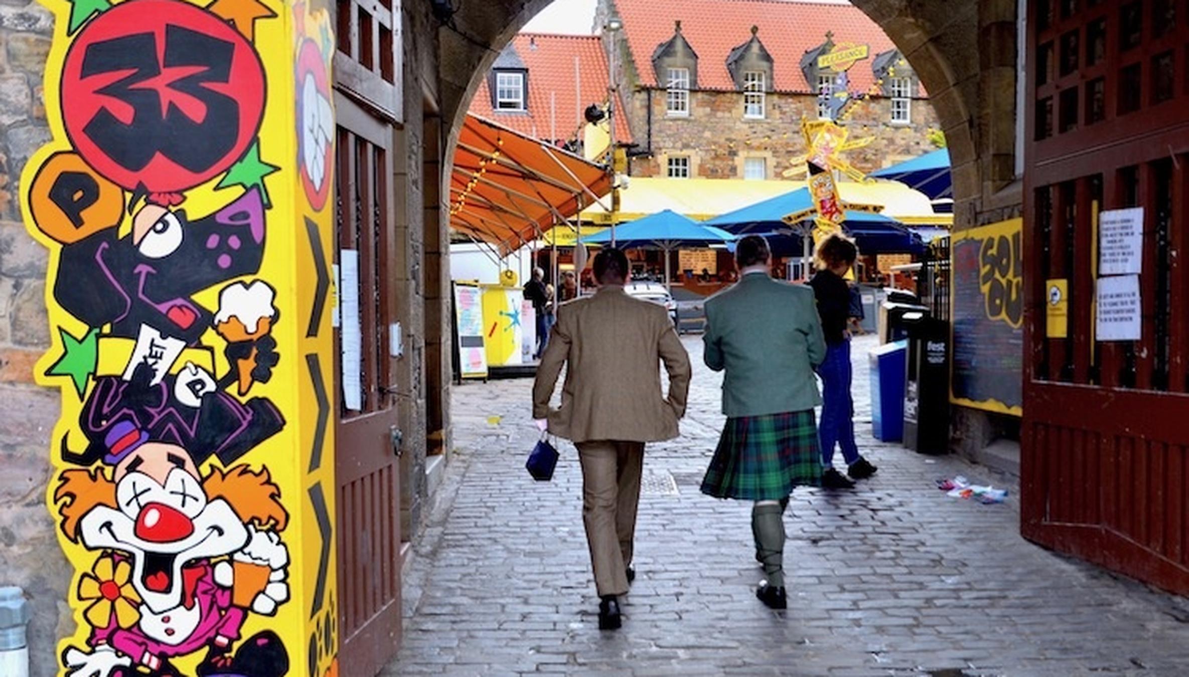 Edinburgh fringe festival box office Builds British Bandsman Your Survival Guide The Edinburgh Fringe Festival