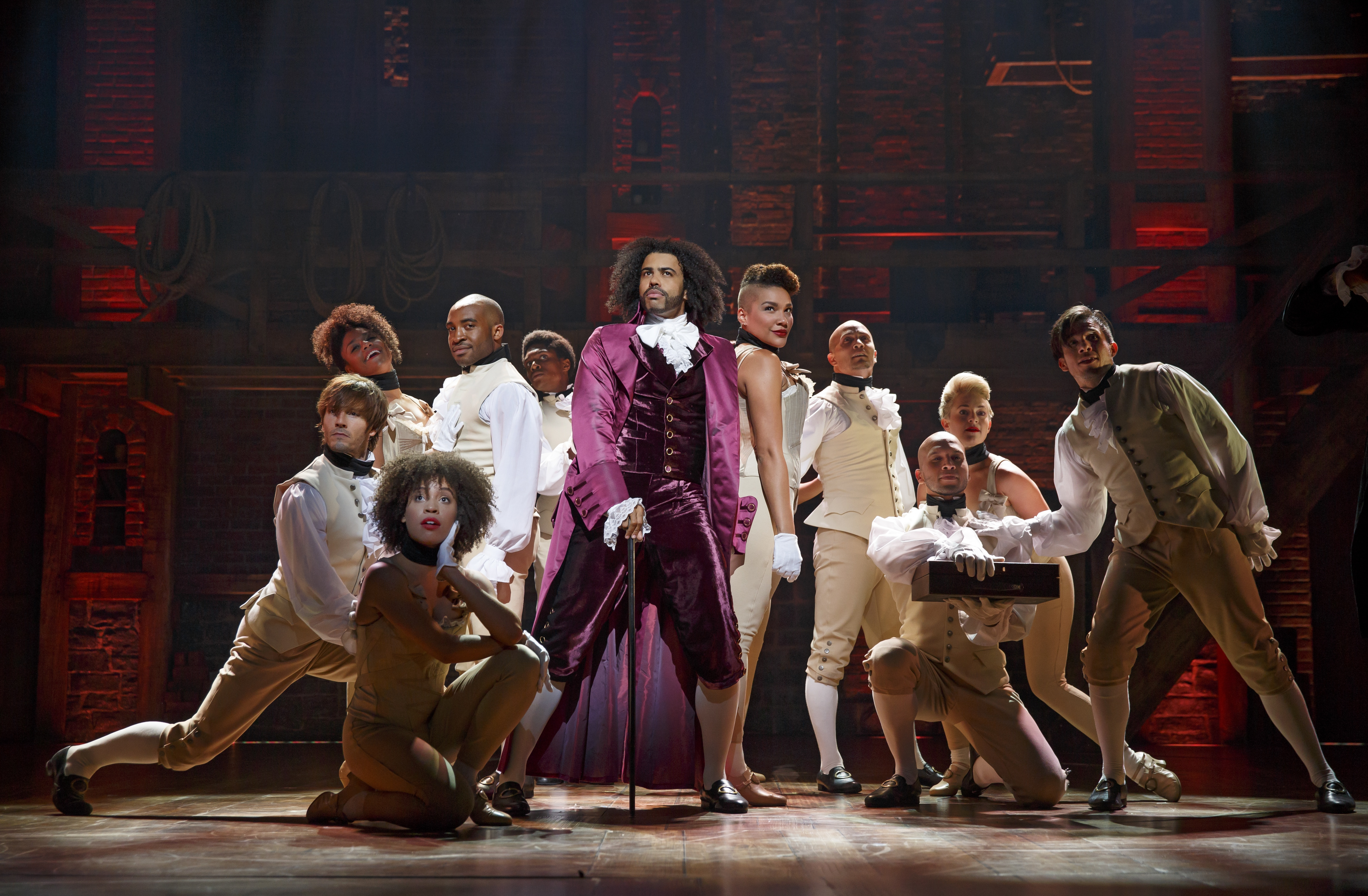 Daveed Diggs on Rap-Acting and What's After 'Hamilton'
