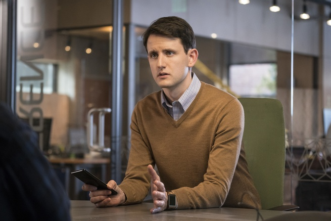 'Silicon Valley' Star Zach Woods on Kick-Starting His Career With Improv