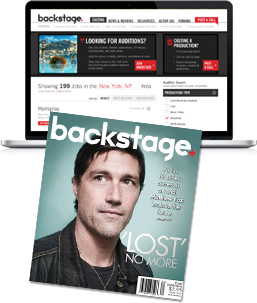 Backstage Subscription Signup