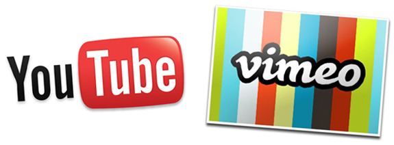 Get cast more often with YouTube and Vimeo