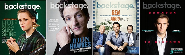 Find the Best Actors with Backstage