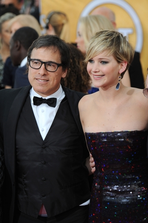David O. Russell and Jennifer Lawrence, Photo Source: Jaguar PS/Shutterstock