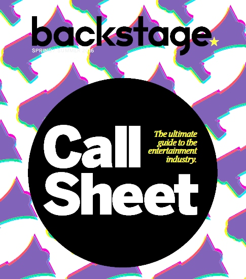 Call Sheet - the ultimate entertainment industry resource