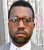 Kanye West Teams with Comedy Central
