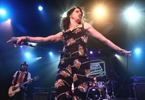 Actress Juliette Lewis Finds New Direction -- in Music
