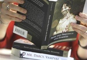 Jane Austen Meets Zombies in Monster Mash-Up