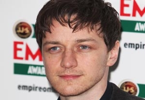 James McAvoy Set for Cancer Comedy