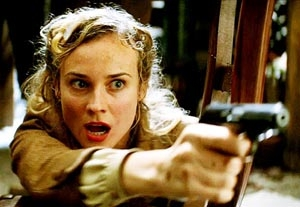Diane Kruger Tailor-Made for Tarantino Film