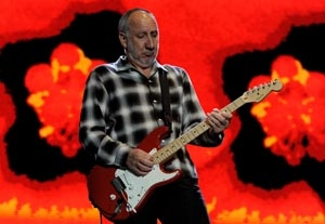 Who's Pete Townshend Plans New Stage Musical