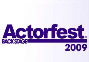 Actorfest LA on November 14 -- Register NOW!